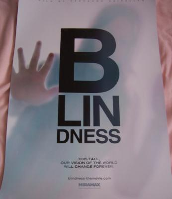 Blindness mini movie poster