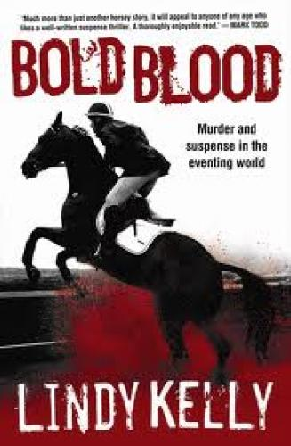Books; Bold Blood; Lindy Kelly