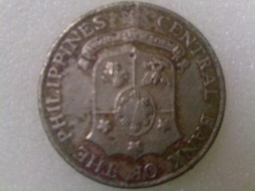 Phillippine 25 centavos 1964