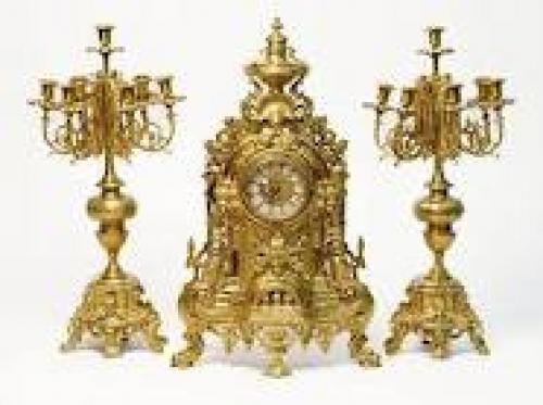 European Baroque Decorative Arts