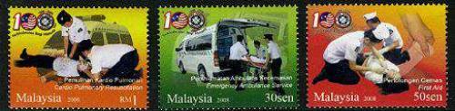 St. John Ambulance 3v