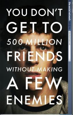 The Social Network mini movie poster