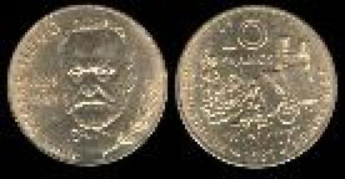 10 francs; Year: 1985;(km 956); Victor Hugo