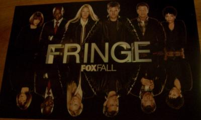 Fringe 2010 Comic-Con FOX promo cast poster