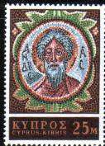 St, Andrew cloister 1v; Year: 1967