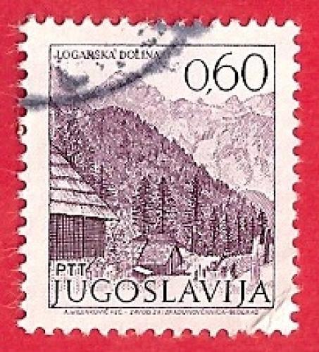 Jugoslavija - Logarska dolina