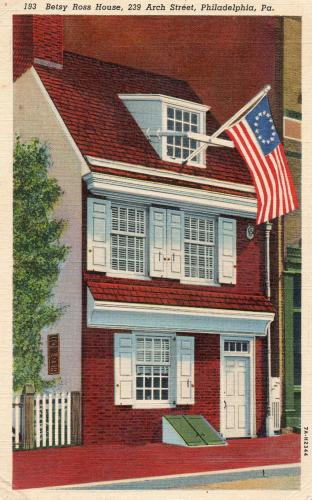 Betsy Ross House(Philadelphia,Pennsylvania)