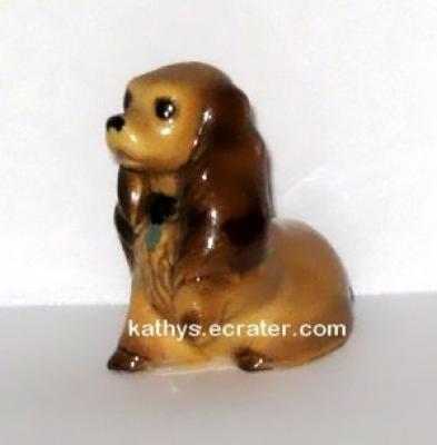 Hagen Renaker Mama Cocker Spaniel Dog #90 Animal Figurine