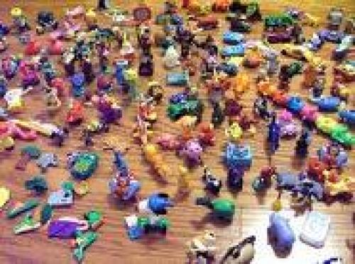 Kinder Toy Collection