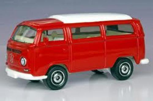 Van Volkswagen (T2) Bus (1970)