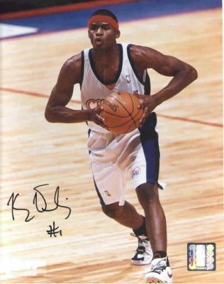 Keyon Dooling autographed Los Angeles Clippers 8x10 photo