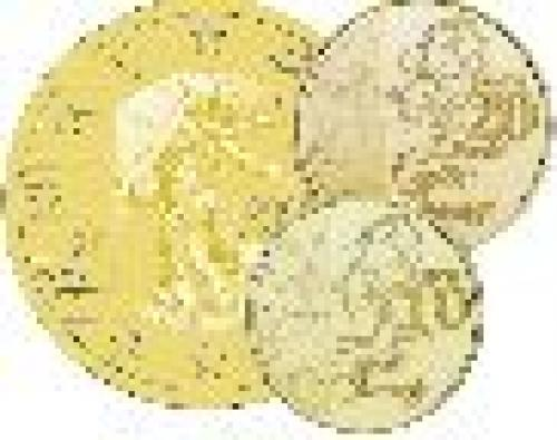 20 euros; Year: 2003; La Semeuse