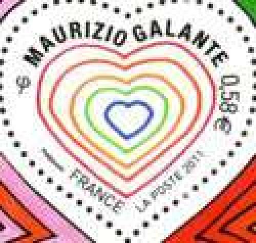 Heart Maurizio Galante