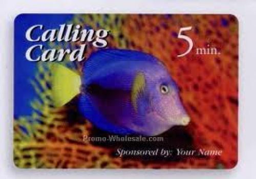 Opti Lenticular 3d Phone Cards