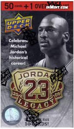 Michael Jordan;NBA: 2009-10 Upper Deck
