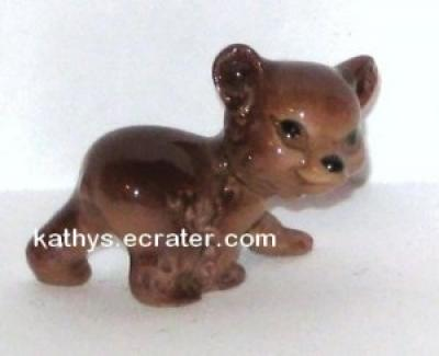 Hagen Renaker Brother Bear Cub #397 Animal Figurine
