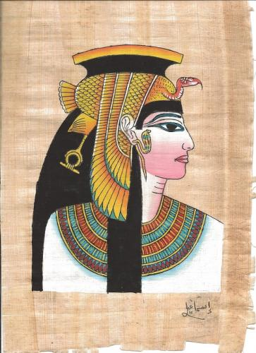 PAPYRUS PAINTINGS