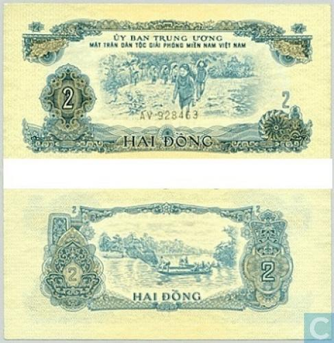 vietnam 2 dong 1963