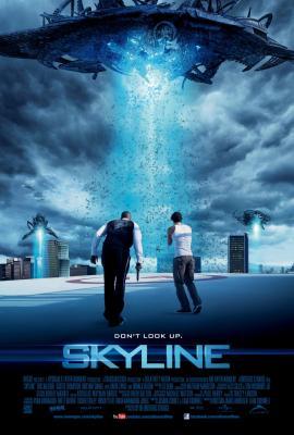 Skyline mini movie poster