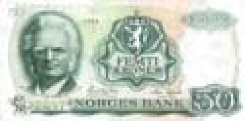 50 Kroner; Older banknotes