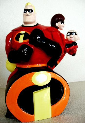 Incredible Cookie Jar