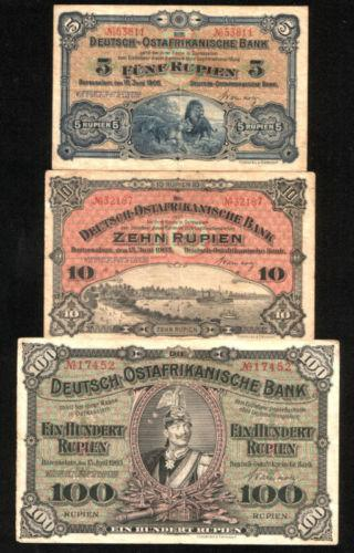 COMPLETE 1905 GERMAN E AFRICA COLLECTION! TOP QUAL FULL SIZE/FULL COLOR REPRINTS