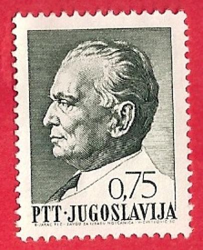 Jugoslavija - Tito - 0.75 dinara