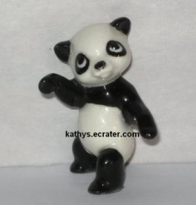 Hagen Renaker Panda Bear Animal Standing #494 Figurine