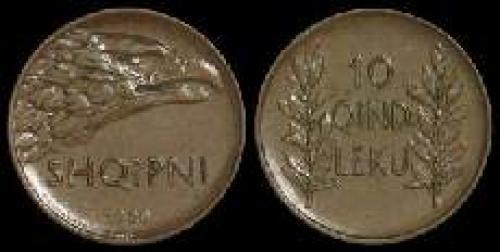 10 qindar 1926 (km 2)