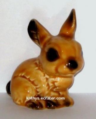Goebel W Germany 3482906 Bunny Rabbit Animal Figurine