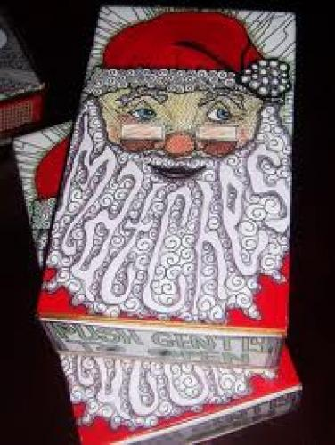 Matchboxes; Santa Claus; &quot;Funky Match Boxes&quot;