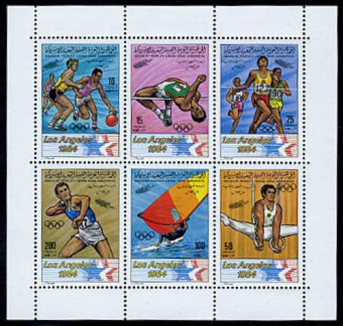 Olympic Games s/s; Year: 1983