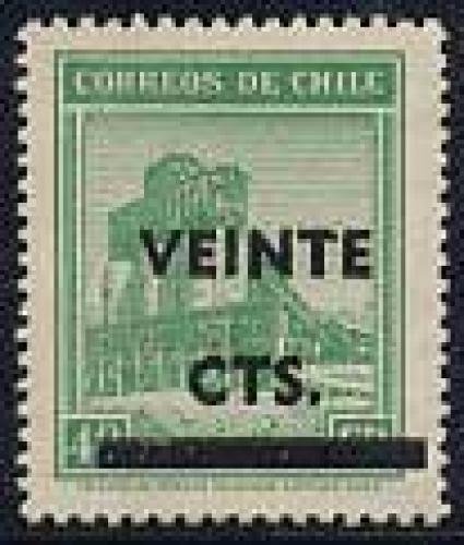 Overprint 1v; Year: 1948