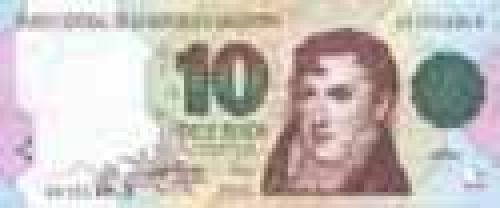 10 Pesos; Issue of 1992 (Pesos)