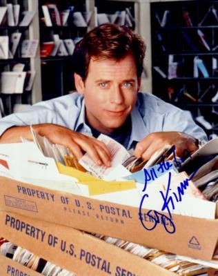 Greg Kinnear autographed 8x10 photo