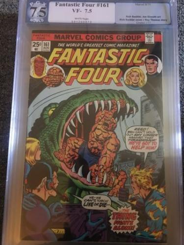 Fantastic Four #161