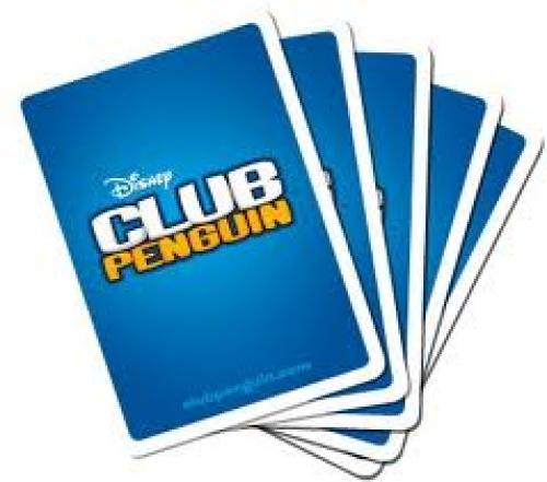 Club Pengiun Cards