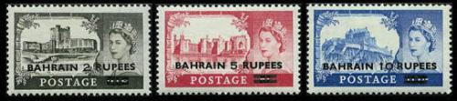 Definitives 3v; Year: 1955