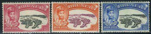 Silver jubilee 3v; Year: 1949