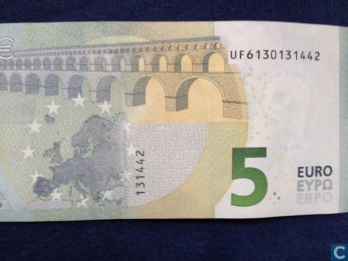 5 Euro 2013