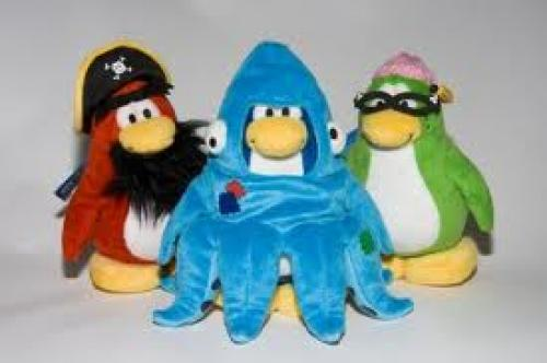 Series 3 Club Penguin Toys