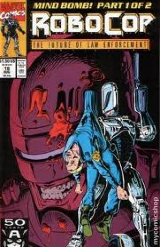 Comics; Robocop (1990 Comic)