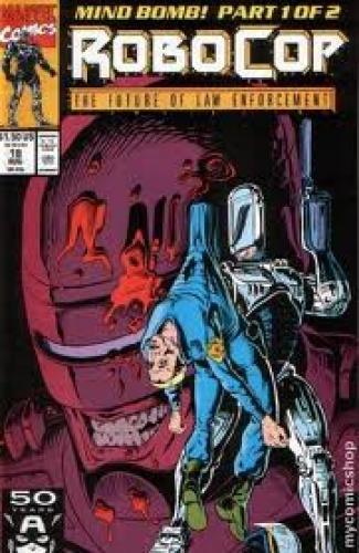 Comics; Robocop (1990 Comic)