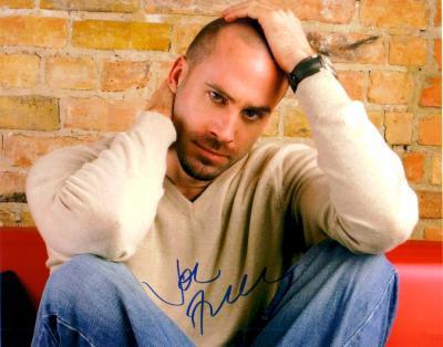 Joseph Fiennes autographed 8x10 photo