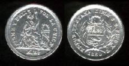 0,5 real 1859-1861 (km 180)