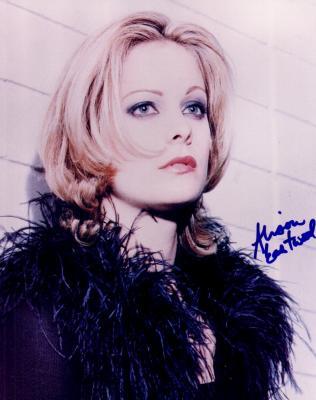 Alison Eastwood autographed 8x10 photo
