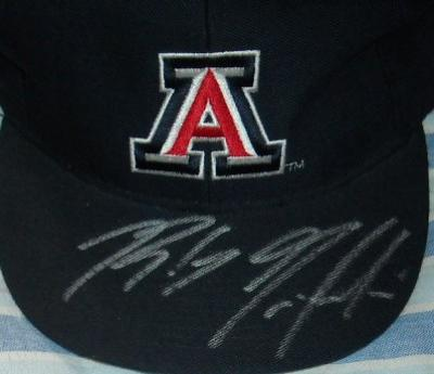 Rob Gronkowski autographed Arizona cap or hat