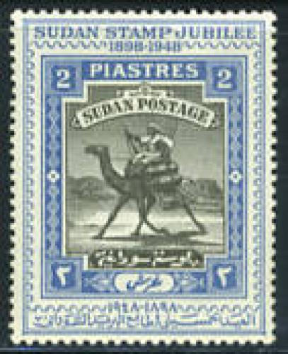 50 years Camel stamps 1v; Year: 1948