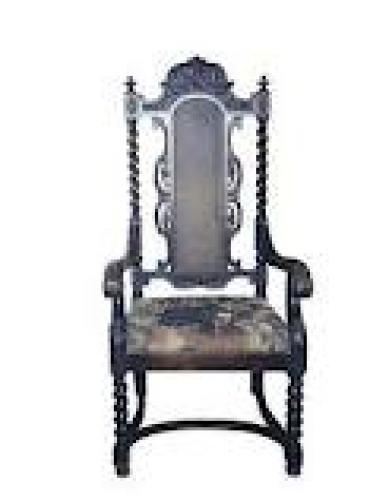 Antique Renaissance Chair