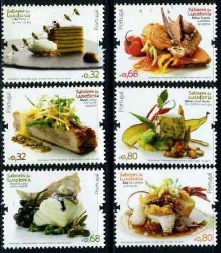Food 6v; Year: 2009